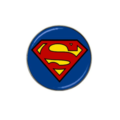 Golf Ball Marker : Superman Shield
