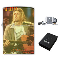 Lighter : Nirvana