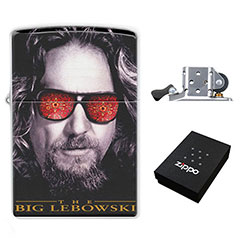 Lighter : Big Lebowski - The Dude