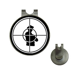 Golf Ball Marker Hat Clip : Public Enemy
