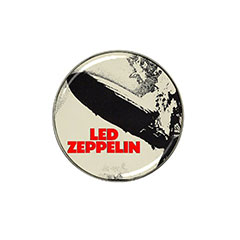 Golf Ball Marker : Led Zeppelin