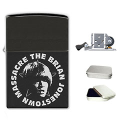 Zippo Lighter : Brian Jonestown Massacre