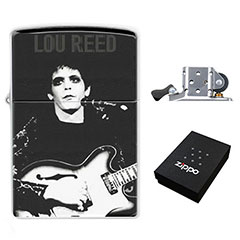 Zippo Lighter : Lou Reed - Transformer