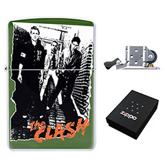 Lighter : The Clash