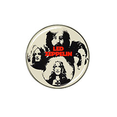 Golf Ball Marker : Led Zeppelin III
