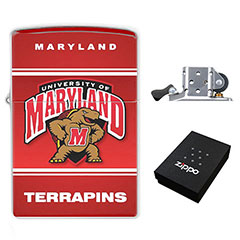 Lighter : Maryland Terrapins