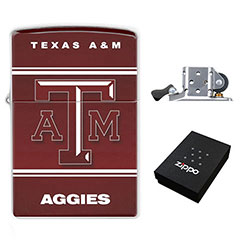 Lighter : Texas A&M Aggies