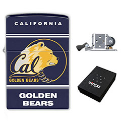 Zippo Lighter : California Golden Bears