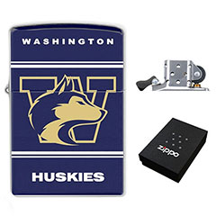 Lighter : Washington Huskies