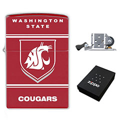 Lighter : Washington State Cougars