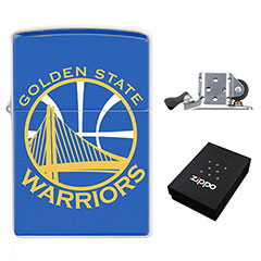 Zippo Lighter : Golden State Warriors