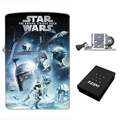 Zippo Lighter : Chicago Blackhawks