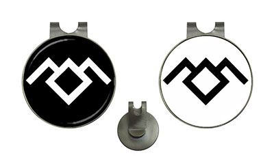 Golf Ball Marker Hat Clips : Twin Peaks - Owl Cave