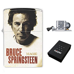 Zippo Lighter : Bruce Springsteen - Magic
