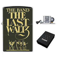 Lighter : The Band - The Last Waltz