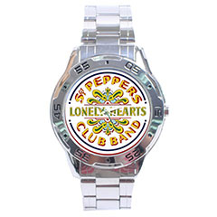 Sport Dial Watch : Beatles - Sgt. Pepper's Lonely Hearts Club Band