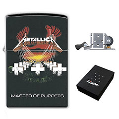 Lighter : Metallica - Master of Puppets