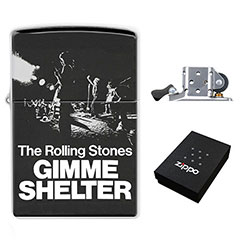 Lighter : The Rolling Stones - Gimme Shelter - 1969 US Tour