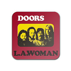 The Doors - L.A. Woman : Magnet