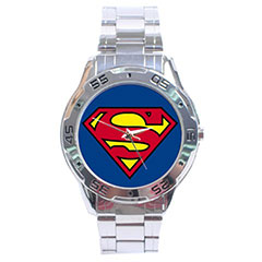 Sport Dial Watch : Superman Shield
