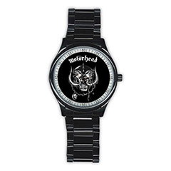 Casual Black Watch : Motorhead