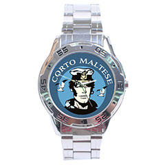 Sport Dial Watch : Corto Maltese