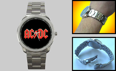 Sport Metal Watch : AC/DC