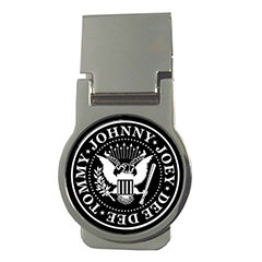 Money Clip (Round) : The Ramones