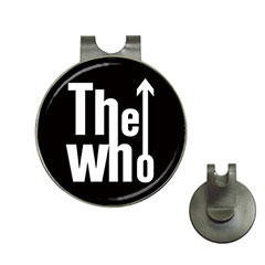Golf Ball Marker Hat Clips : The Who