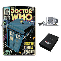 Zippo Lighter : Doctor Who