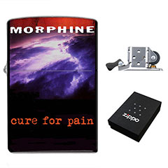 Lighter : Morphine - Cure for Pain