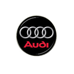 Golf Ball Marker: Audi
