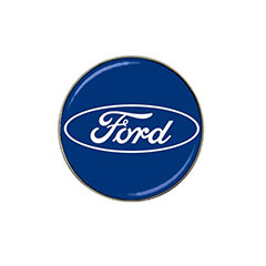 Golf Ball Marker: Ford