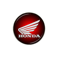 Golf Ball Marker: Honda mc