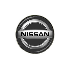 Golf Ball Marker: Nissan