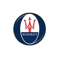 Golf Ball Marker: Maserati
