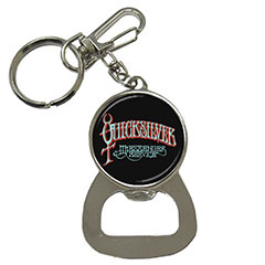 Bottle Opener Keychain : Quicksilver Messenger Service
