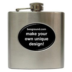 Hip Flask - Custom Design