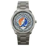 Casual Sport Watch : Grateful Dead - Steal Your Face - Aztec