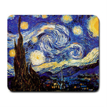 Mousepad : Vincent Van Gogh - Starry Night