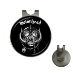 Golf Hat Clip with Ball Marker : Motorhead