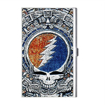 Card Holder : Grateful Dead - Aztec - Steal Your Face