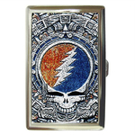 Cigarette Case : Grateful Dead - Aztec - Steal Your Face