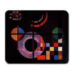 Mousepad : Wassily Kandinsky - Gravitation