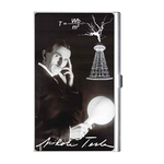 Card Holder : Nikola Tesla