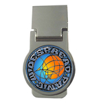 Money Clip (Round) : Widespread Panic - Sun & Moon