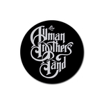 Coasters (4 Pack - Round) : Allman Brothers Band