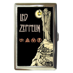 Cigarette Case : Led Zeppelin IV Symbols - The Hermit