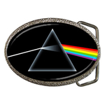 Belt Buckle : Pink Floyd - Dark Side of the Moon