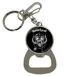 Bottle Opener Keychain : Motorhead